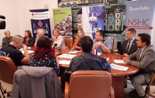 Sastanak sa partnerima u Osijeku